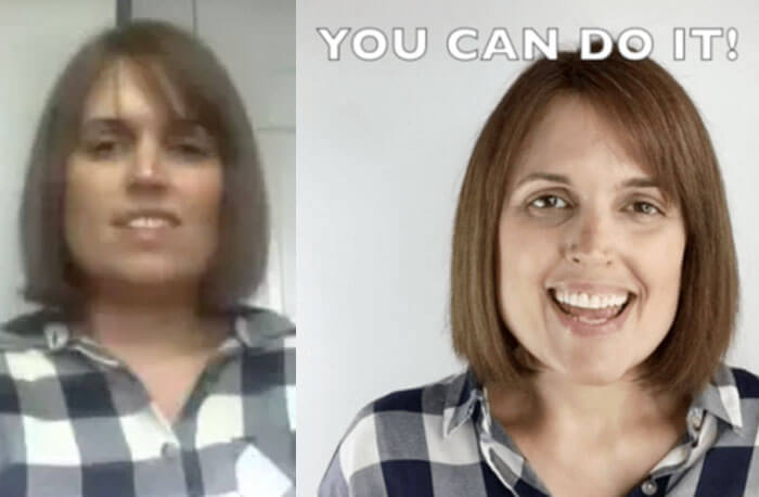 Tapping for weight loss was the only thing that worked for me