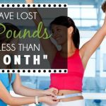 """I Have Lost 13 Pounds In Less Than A Month"""