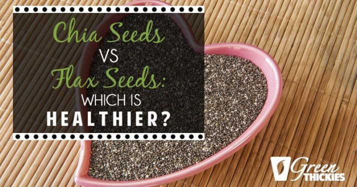 Chia Seeds Vs Flax Seeds: Which Is Healthier?