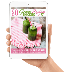 80 green thickies recipe