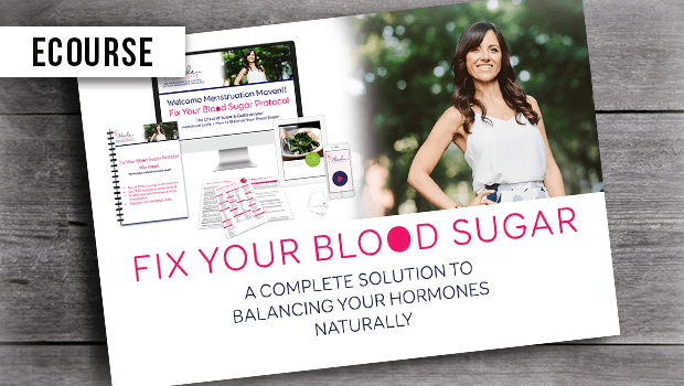 8 fix your blood sugar