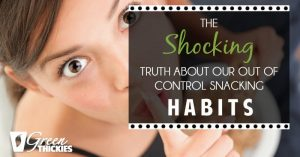 The Shocking Truth About Our Out of Control Snacking Habits