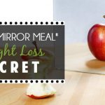 "Weird ""mirror meal"" weight loss secret"
