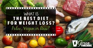 What Is The BEST DIET For Weight Loss? Paleo, Vegan or Raw?