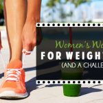 Women's Workout for Weight Loss (and a challenge)