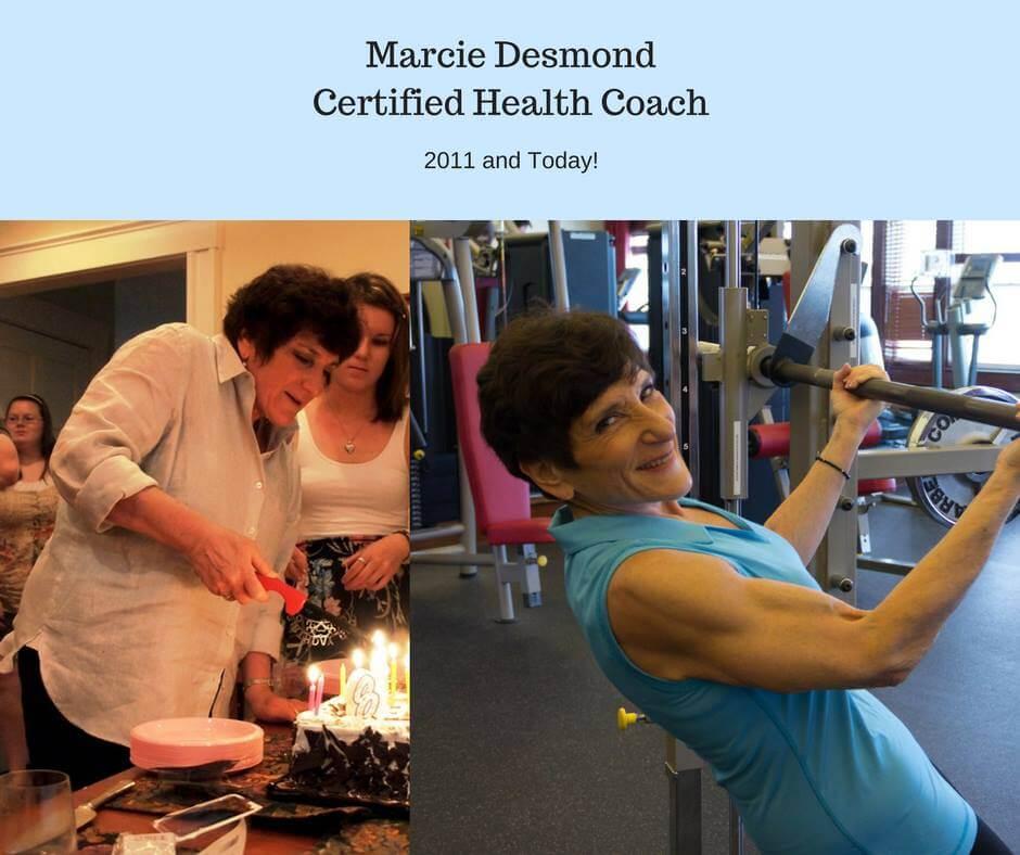 Marcie Desmond Health Coach