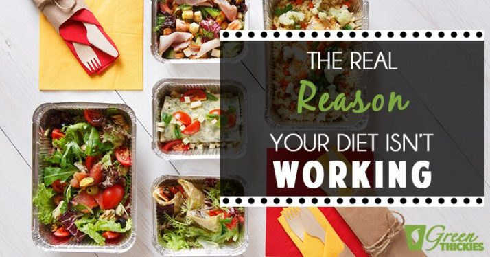 The Real Reason Your Diet Isn't Working