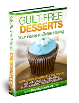 23 guilt free desserts