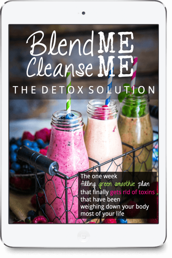 blend me cleanse me