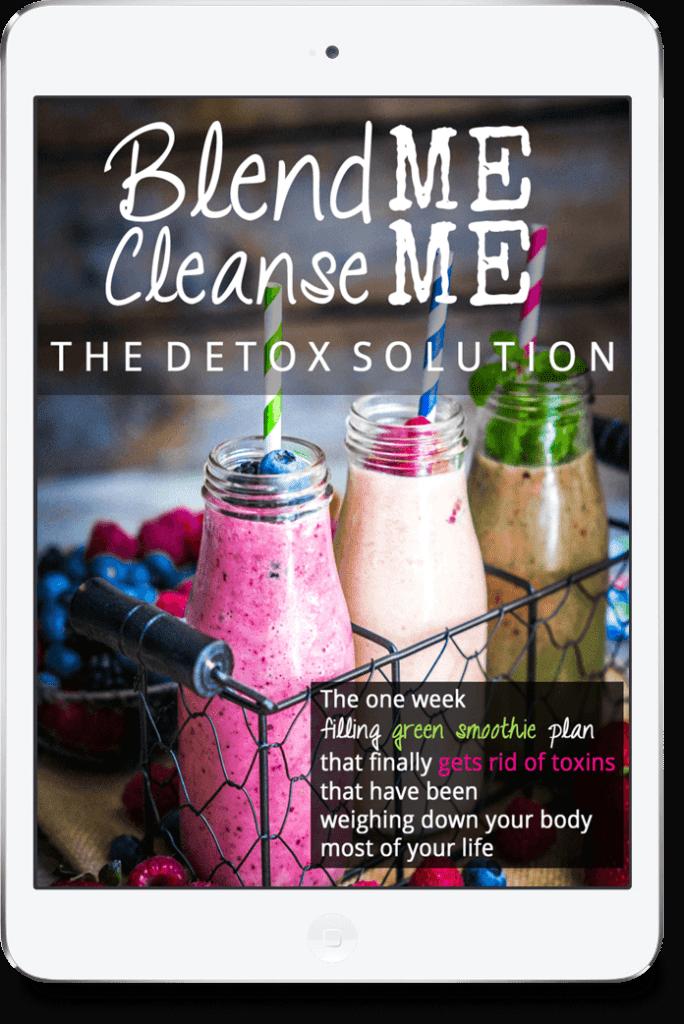 blend me cleanse me