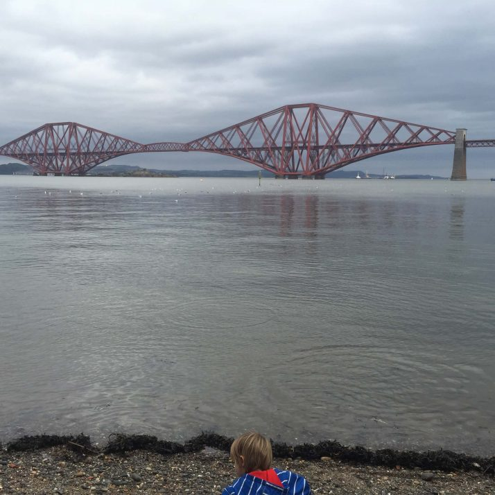 View From Queensferry