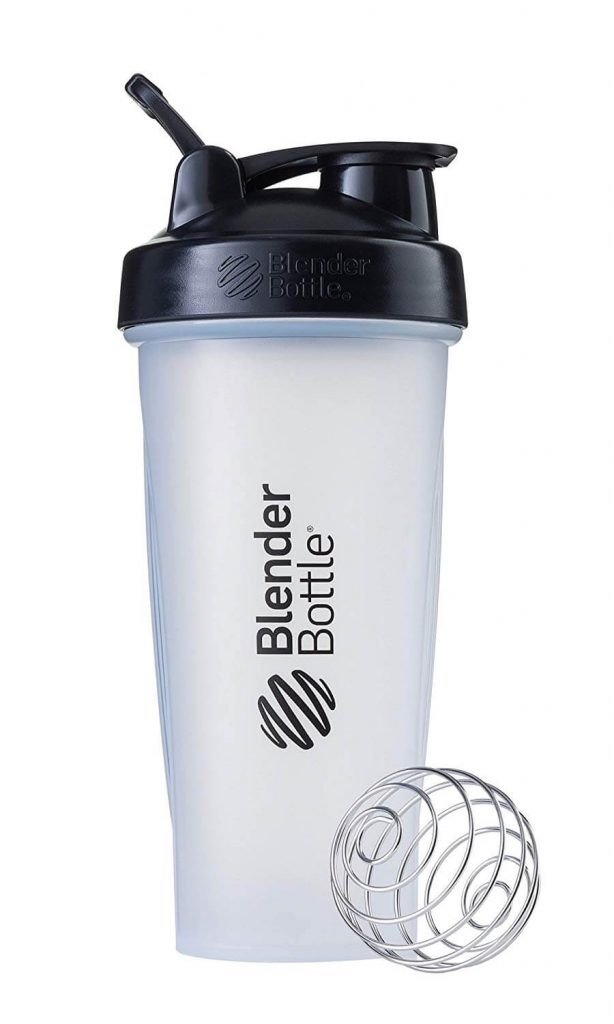 12 Best Smoothie Cups for travel: Blender Bottle with Wire Ball