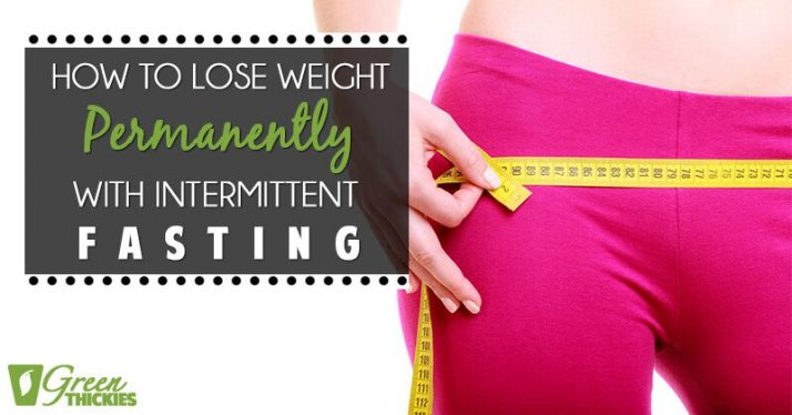 How to lose weight permanently with intermittent_fasting