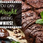 How you can lose weight while eating brownies!