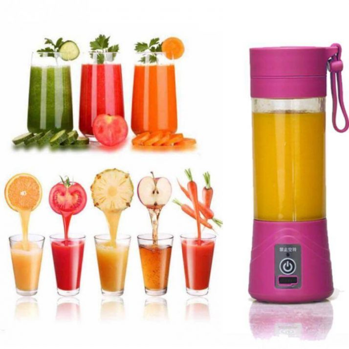 The Ultimate Smoothie Blender Guide; portable usb mini blender juicer
