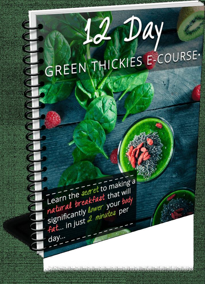 Free 12 day green smoothie e course