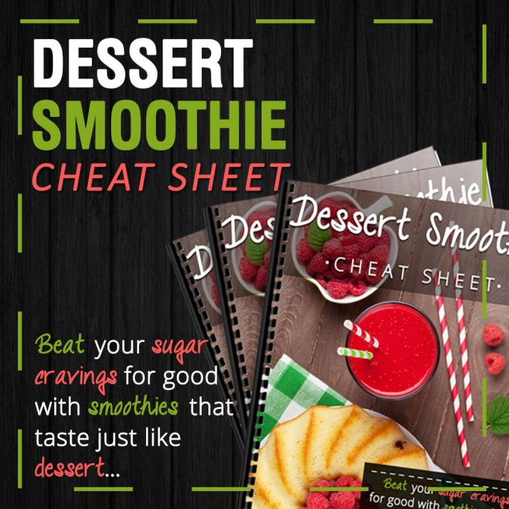 Dessert Smoothie Cheat Sheet (Square Post) 2