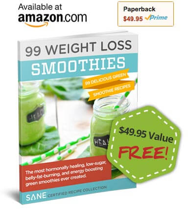 FREE Smoothie Book