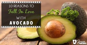 10 Reasons To Fall In Love With Avocado