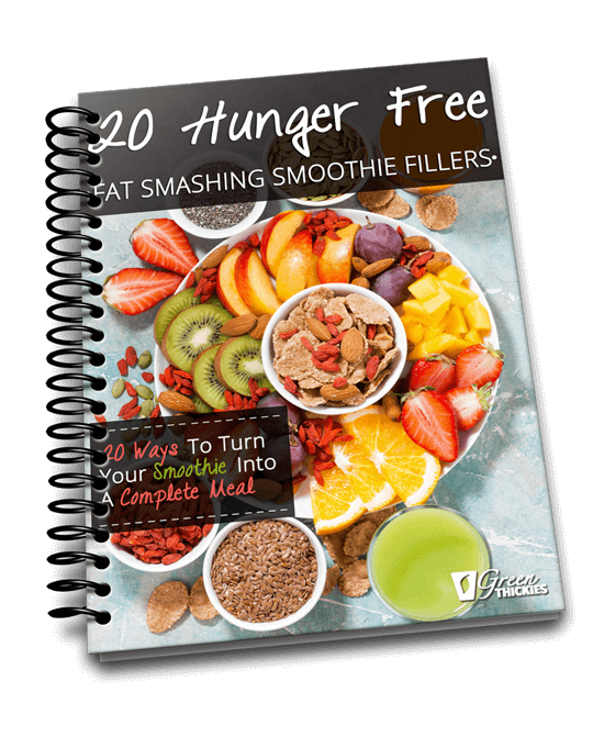 20 Hunger Free Fat Smashing Smoothie Fillers