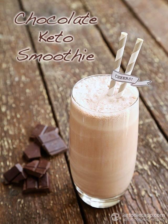 Chocolate Keto Smoothie