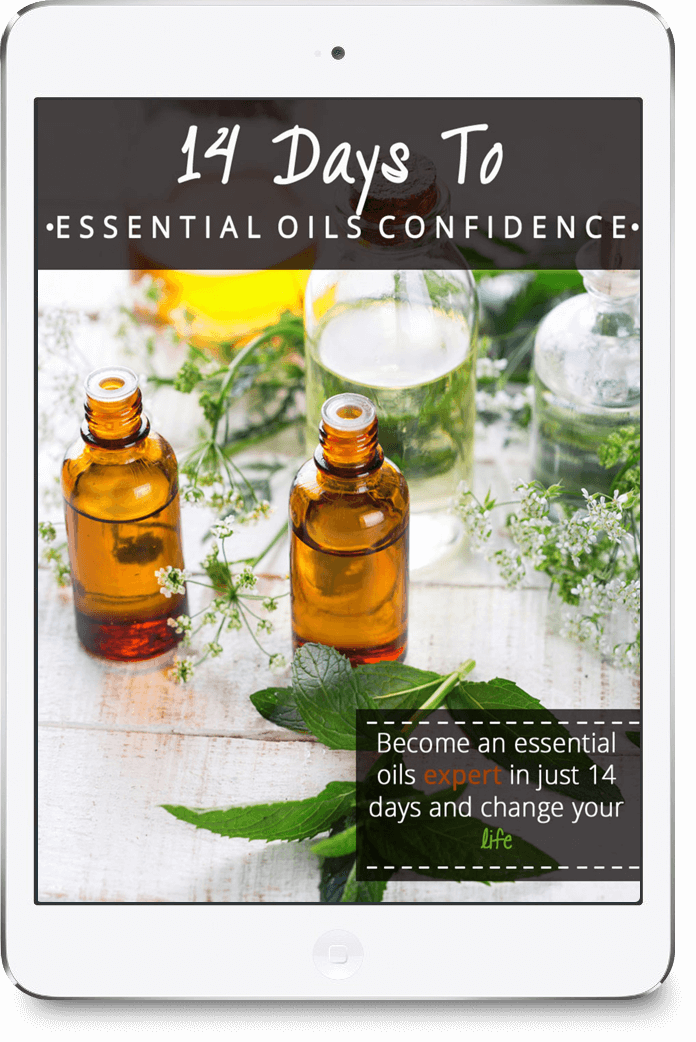 Download Free Gift: 14 Days To Essential Oils Confidence