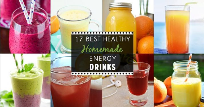 17 Best Healthy Homemade Energy Drinks (Blog Post)