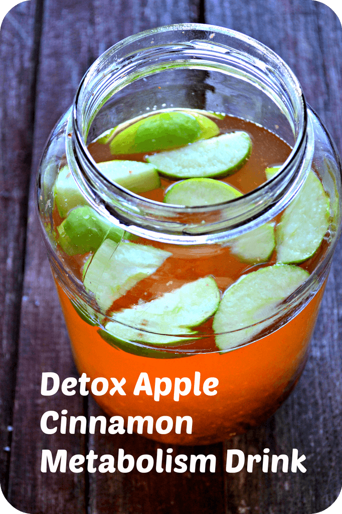 APPLE CINNAMON METABOLISM WATER