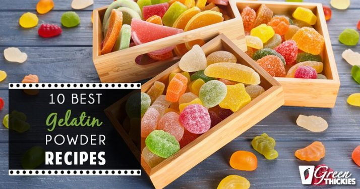 10 Best Gelatin Powder Recipes (Blog Post)