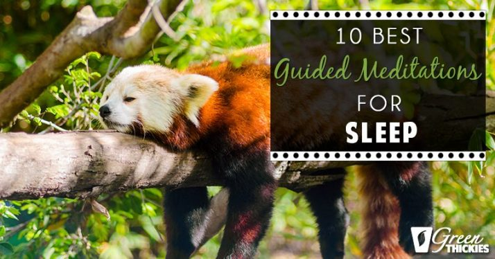 10 Best Guided Meditations For Sleep