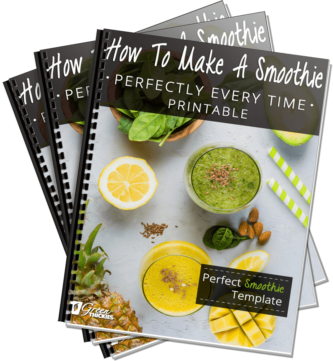 How to make a smoothie perfectly every time Printable