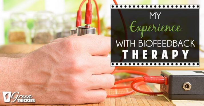 My experience with biofeedback therapy 1