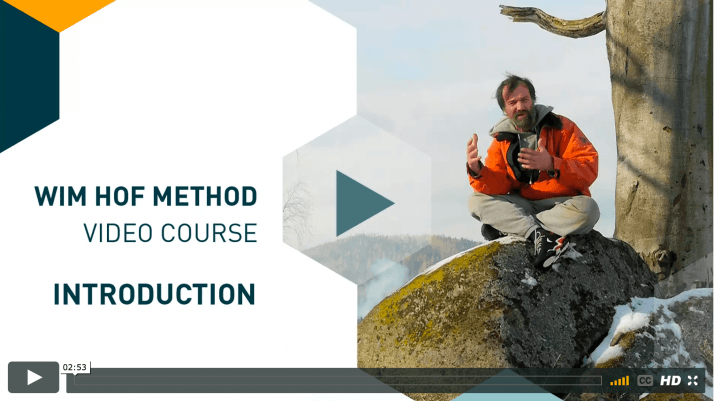 Wim Hof Method Video Course