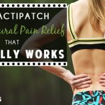 The Actipatch The Natural Pain Relief That Actually Works