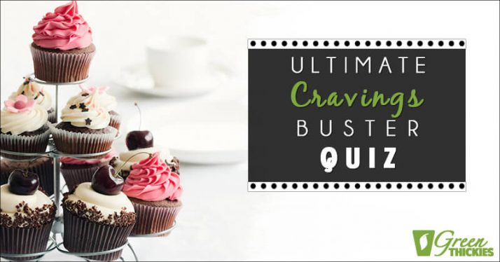 Ultimate Cravings Buster Quiz (Blog)