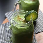 Cucumber Lassi Complete Meal Green Thickie