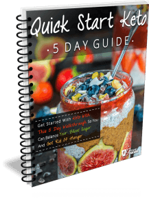 Quick Start Keto 5 Day Guide