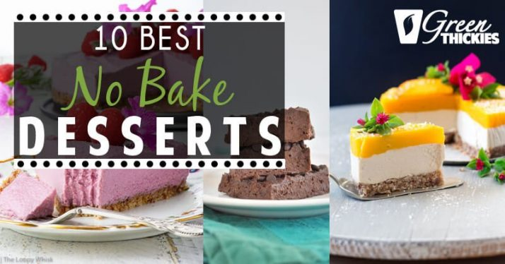 10 Best No Bake Desserts