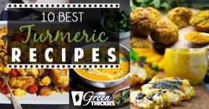 10 Best Turmeric Recipes
