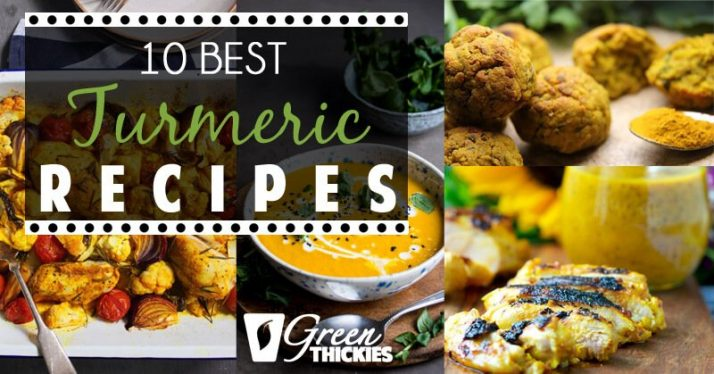 10 Best Turmeric Recipes