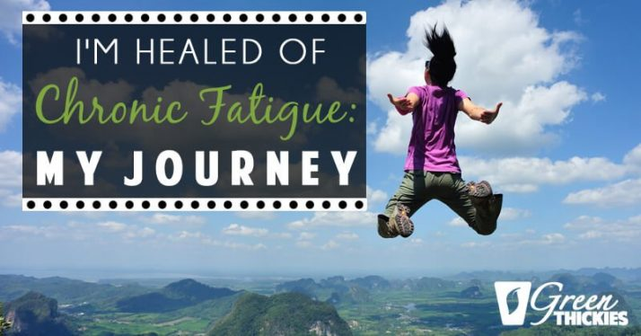 I'm Healed Of Chronic Fatigue: My Journey