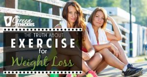 The TRUTH About Exercise For Weight Loss