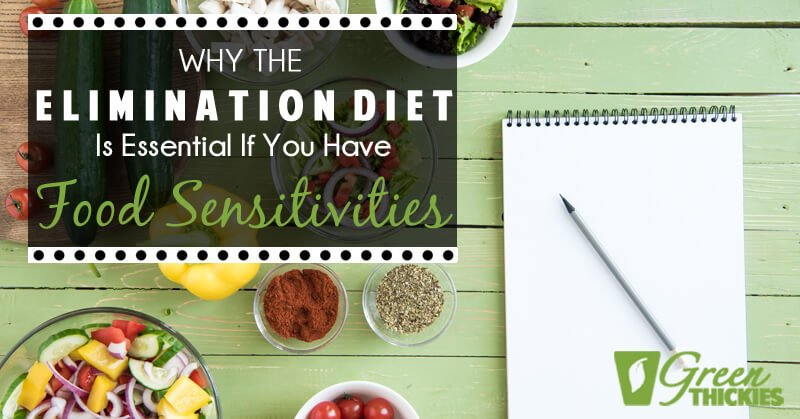 Elimination Diet Filling Food