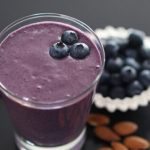 Almond Blueberry Smoothie