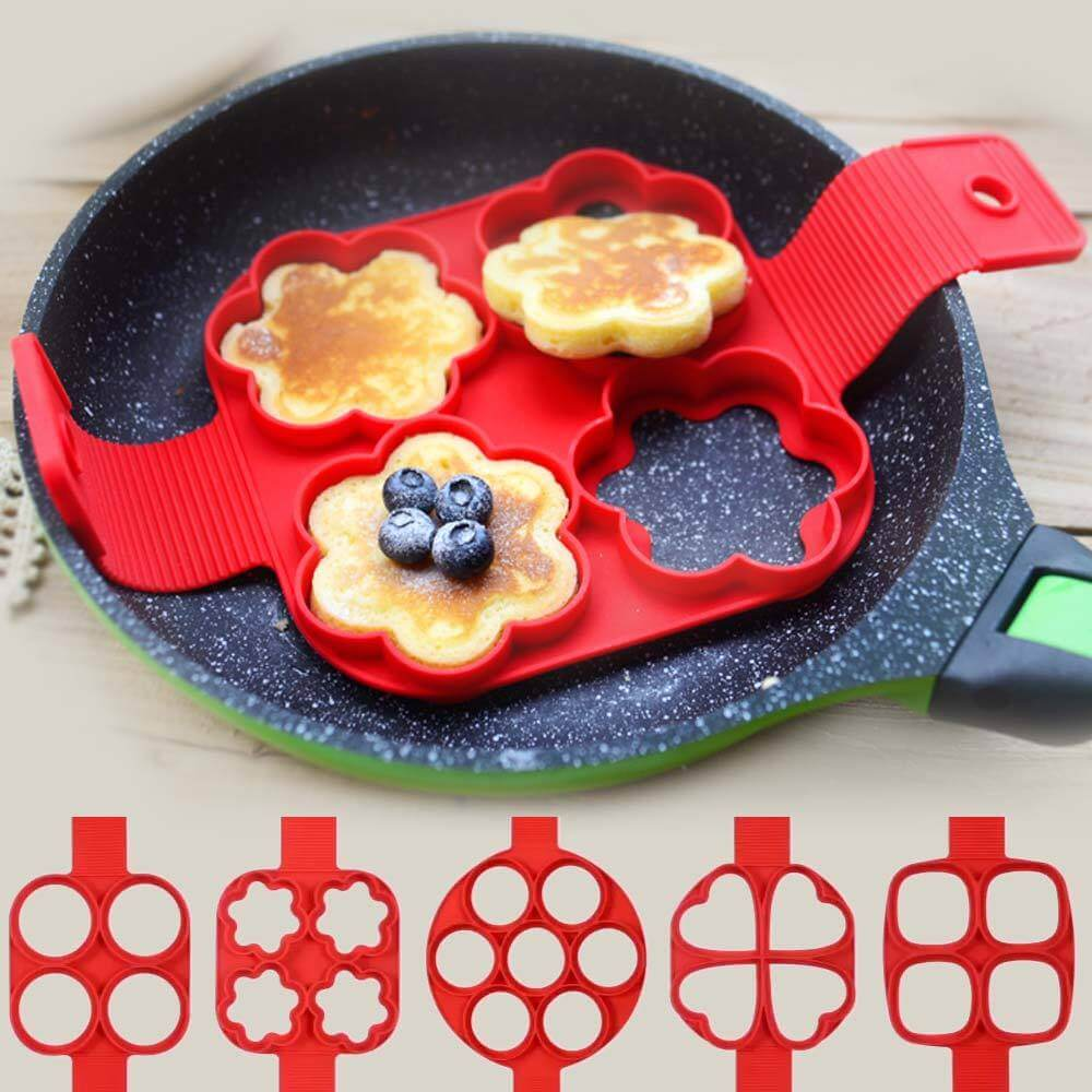 Perfect Pancake Maker Silicone Mold