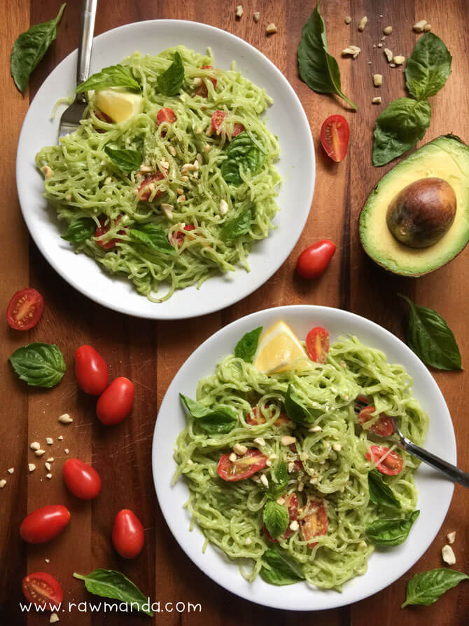 10 Best Raw Vegan Pesto Recipes