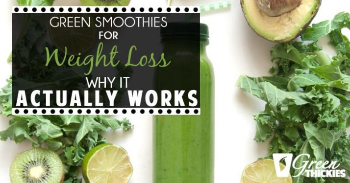 Green Smoothies For Weight Loss - Why It Actually Works