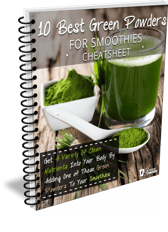 10 Best Green Powders For Smoothies Cheatsheet