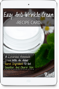 Easy Anti-Wrinkle Cream Recipe Card