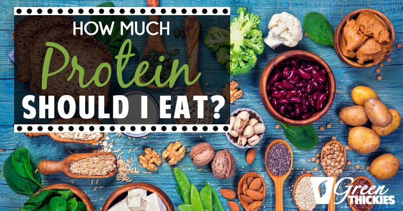 How Much Protein Should I Eat? (And How Do Vegans Get Enough Protein?)